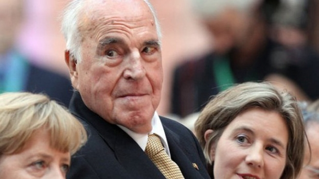 Eski Alman başbakan Kohl'den tazminat davası