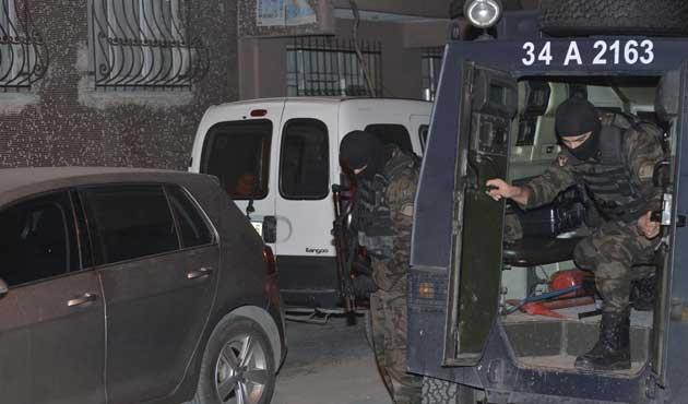 Diyarbakır'da IŞİD operasyonu; 11 gözaltı