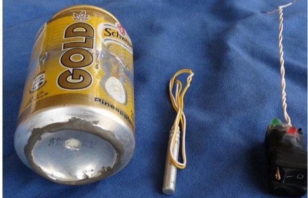IŞİD Rus uçağını Coca Cola kutusu ile düşürmüş