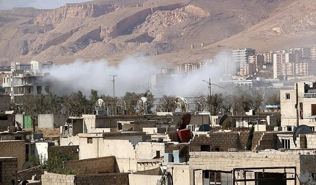 Şam Doğu Guta'da 15 günlük ateşkes