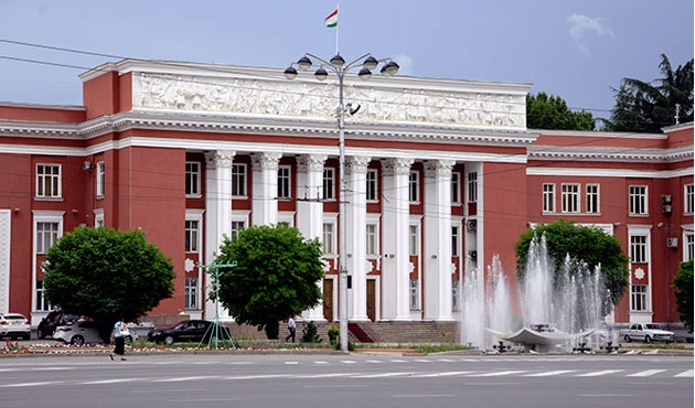 Tacik memurlara yurtdışında mülk edinme yasağı