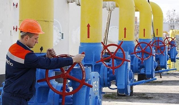 Azerbaycan'dan doğalgaz ithalatı arttı