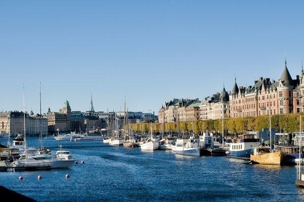 İskandinav yıldızı Stockholm