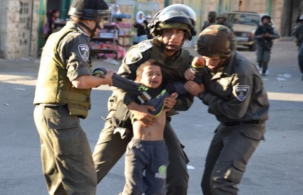 İsrail güçleri iki ayda bin çocuğu alıkoydu