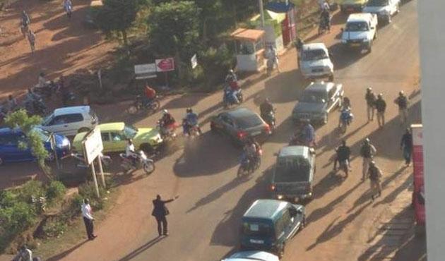 ABD ve Fransız askerleri Mali'de