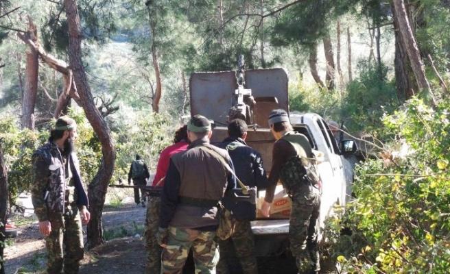 Bayırbucak'ta çatışma hala devam ediyor
