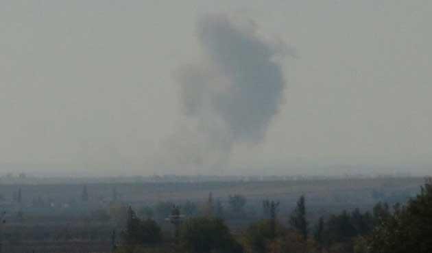 Rus füzeleri Irak hava trafiğini kilitledi