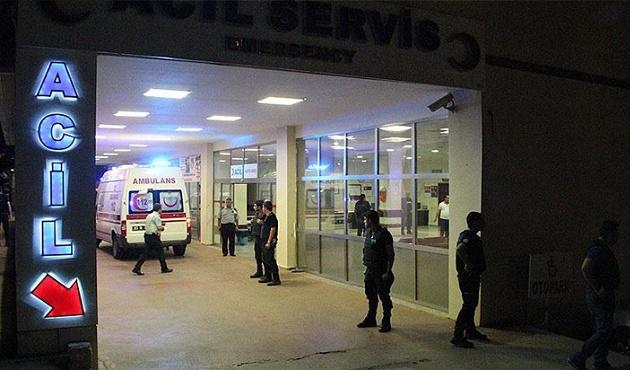 Devlet Hastanesi'nde silahlı kavga: 1 yaralı
