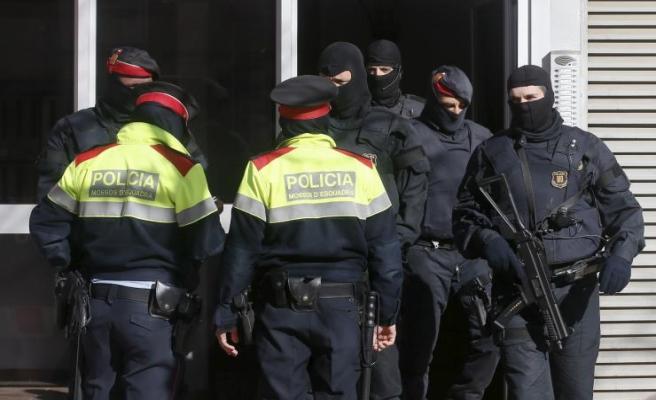 İspanya'da uyuşturucu operasyonu: 40 gözaltı