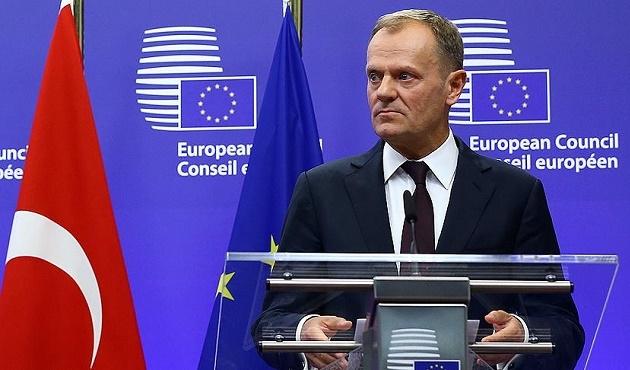 Tusk: Avrupa Birliği ütopik hayallerde!