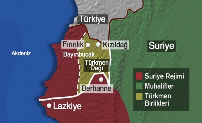 Türkmenler 'stratejik tepe'yi kaybetti