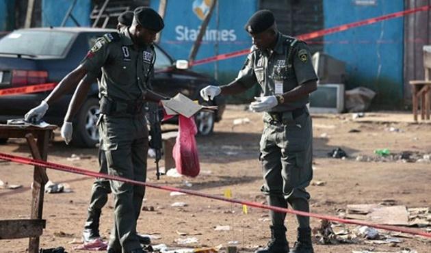 Nijerya'da bombalı intihar saldırısı!