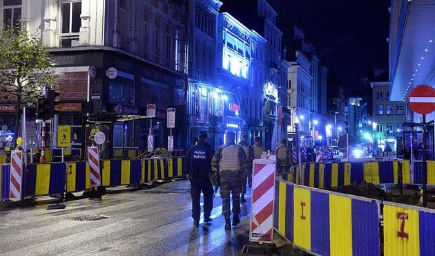 Belçika'da 'terör alarmı' bir gün daha sürecek