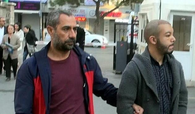 İzmir'de yakalanan IŞİD üyesi Fransa'ya teslim edildi
