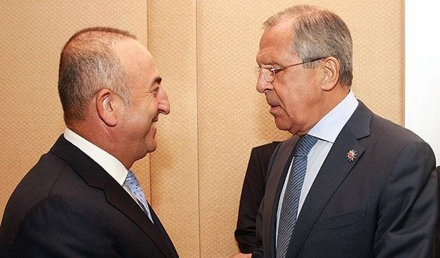 Türk ve Rus bakanlar arasında görüşme muamması