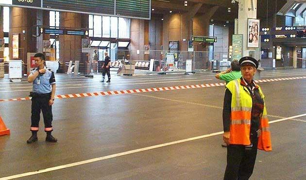 Norveç'te okula saldırı