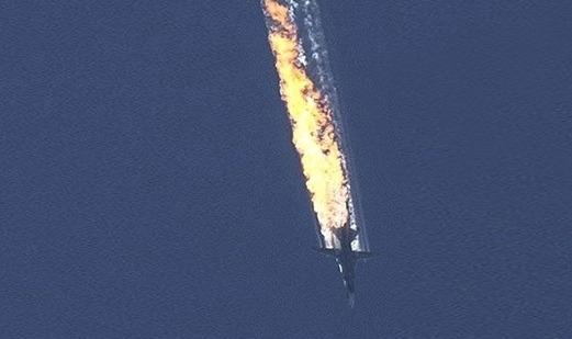Türkiye'nin düşürdüğü Rus uçağı dünya basınında