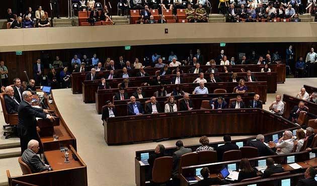 İsrail meclisinden Liberman'ın bakanlığına onay