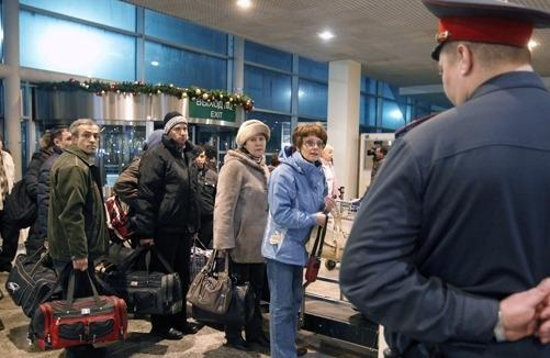 Rus havalimanlarında Türklere engel