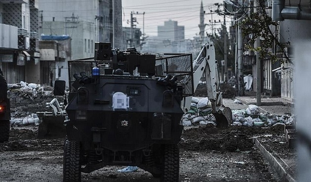 Mardin Valiliği: 22 terörist etkisiz hale getirildi