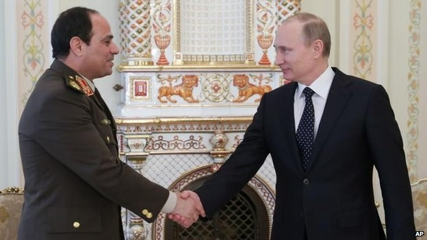 Darbe sonrası Mısır dış politikası | DOSYA