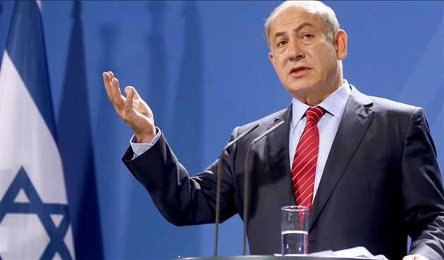 Netanyahu: Terörizmin mazereti olamaz