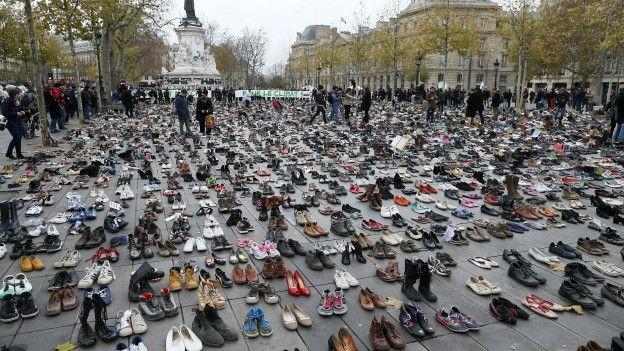 Paris kurbanlarının ailelerinden Belçika'ya dava