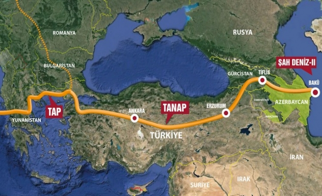 İran'dan TANAP'ı yakından ilgilendiren hamle