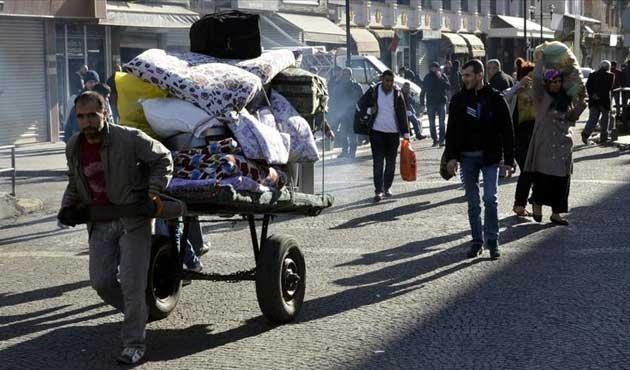 Sur'da göç devam ediyor