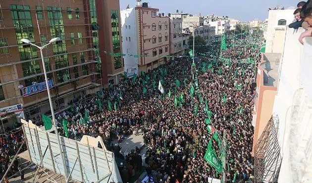 Hamas Fransa'nın müzakere girişimine karşı çıktı