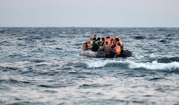 Antalya'da mülteci botu battı, iki çocuk öldü