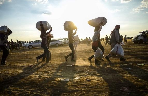 Mülteci trajedisinde Batı'nın payı | DOSYA