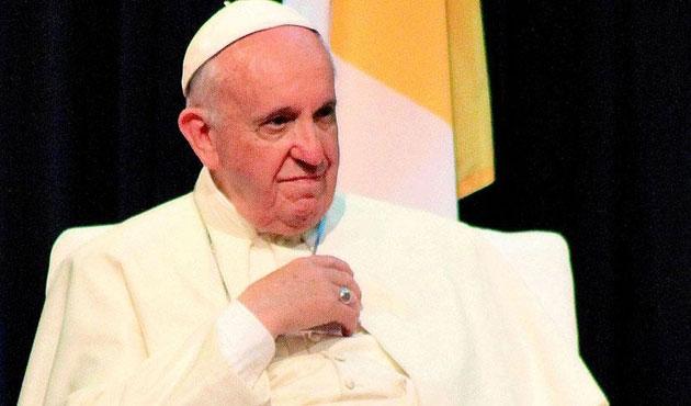 Papa'dan Sanders ile görüşme iddialarına tepki