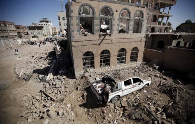 Yemen'de Suudi hava saldırısı: 14 sivil öldü