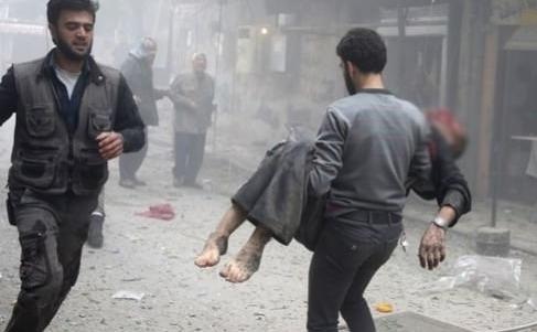 'Doğu Guta kuşatması en az 397 sivilin ölümüne neden oldu'
