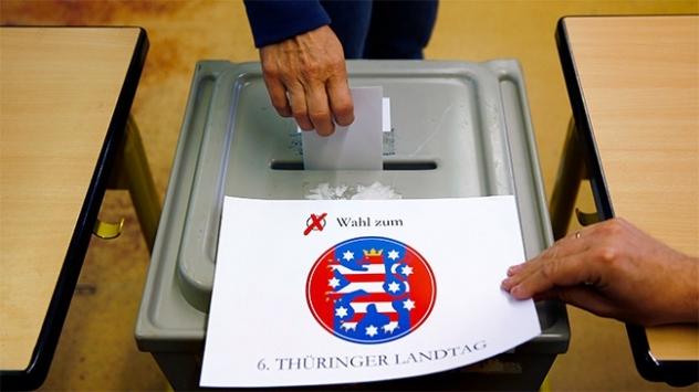 Almanya'daki Türkler seçme hakkı istiyor