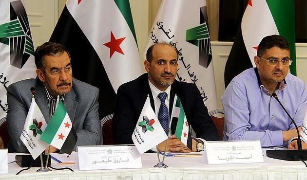Suriye'de geçici hükümet mobil binalar kullanacak