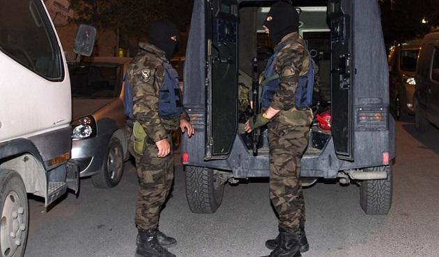 IŞİD'e bir operasyon da Elazığ'da
