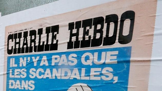 Hebdo'dan bu kez masum çocuğa hakaret