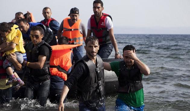 Sınır Tanımayan Doktorlar'dan AB'ye sığınmacı eleştirisi