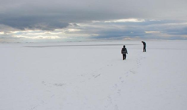 Letonya'da aşırı soğuklar ölümlere neden oldu