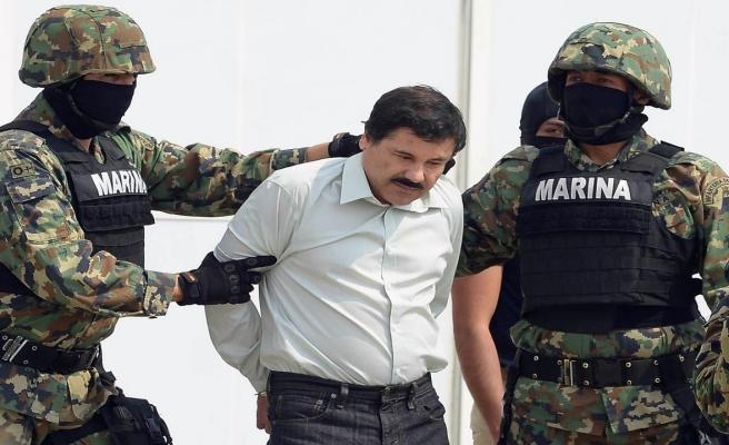 'Al Chapo' lakaplı uyuşturucu baronu yakalandı