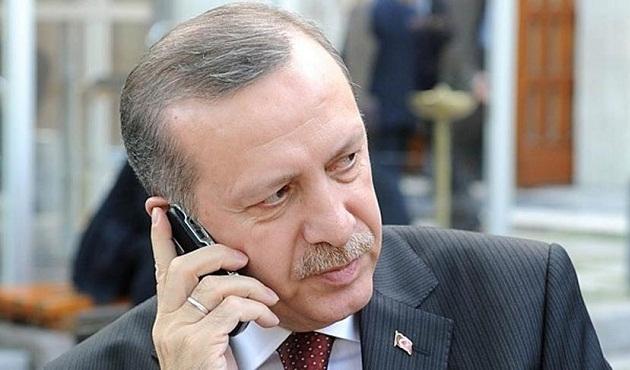 Erdoğan'dan kaza geçiren vekillere telefon