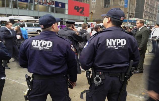 Müslümanları izleyen ABD polisine sivil gözlemci