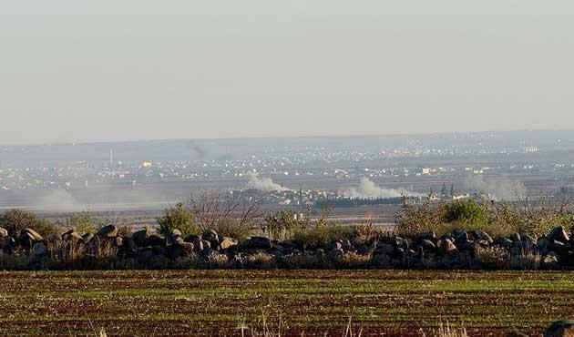 Azez'de ÖSO ve IŞİD arasında şiddetli çatışmalar