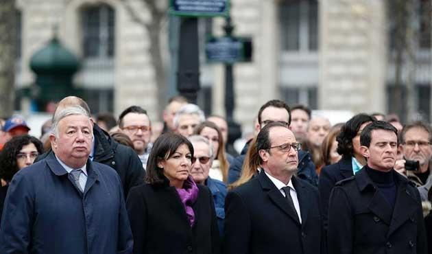 Hollande'dan cami ziyareti