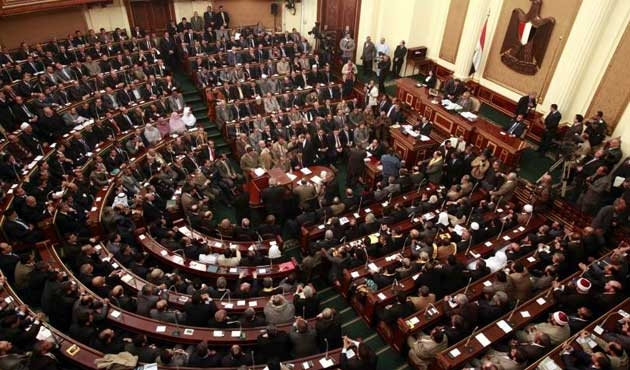 Mısır Meclisi üç yıl sonra çalışmalara başladı