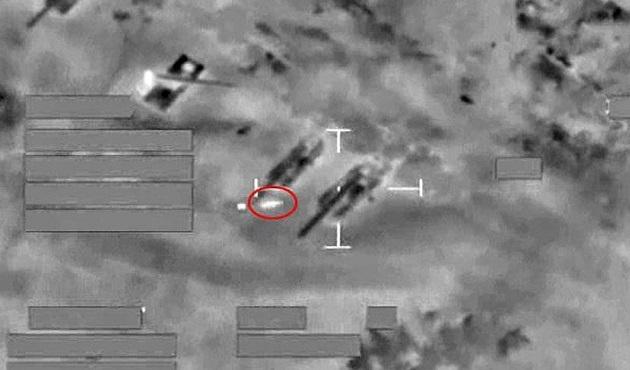 Türkiye 500 IŞİD mevzisini vurdu