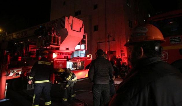 İsrailli insan hakları örgütünde şüpheli yangın