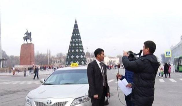 Kırgız vekiller taksicilik yapacak
